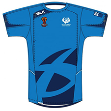 Scotland Rugby League Blue T-shirt