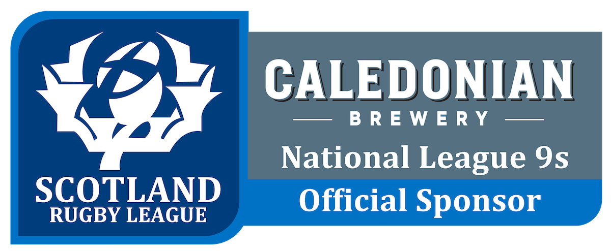 Scotland Rugby League National League 9's Official Sponsor: Caledonian Brewery