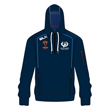 Scotland Rugby League Blue Hoodie