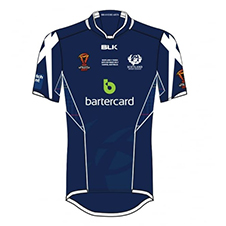 Scotland Rugby League Match Shirt