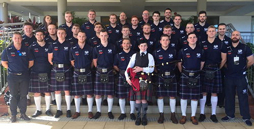Scotland Rugby League Students Team