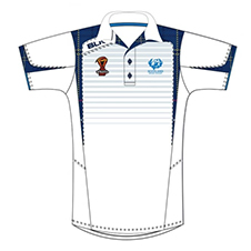 Scotland Rugby League White Polo