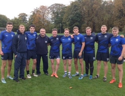 MASTERCLASS FOR U19S AS SCOTS PREPARE FOR AUSSIES