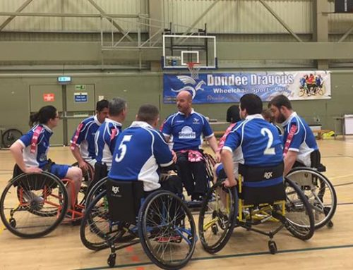 All-Scottish tie tops bill in Wheelchair RL Challenge Cup quarter final draw