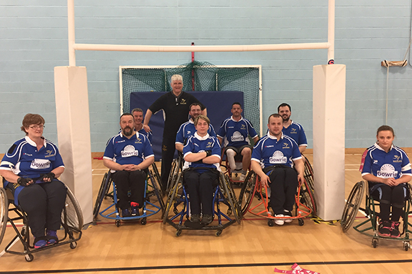 Dundee Dragons Wheelchair Rugby League Club