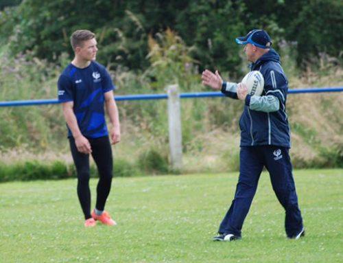 Mark Senter steps down as Scotland Rugby League Under 19's Head Coach