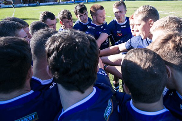 Scotland Rugby League Students