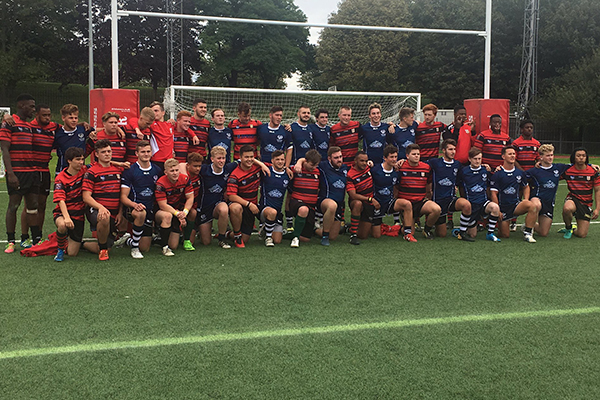 Scotland vs London Skolars