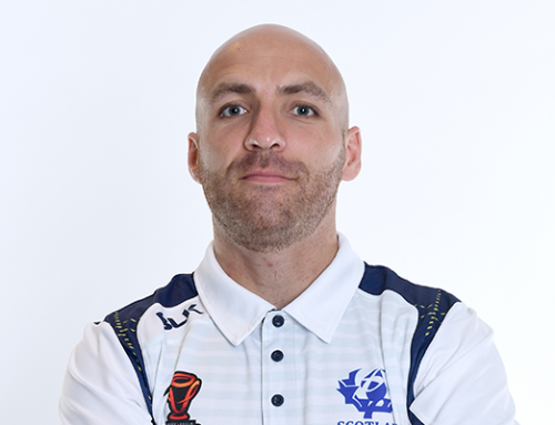 Introducing our staff for the Commonwealth Championships – Paul Beckett – Strength & Conditioner