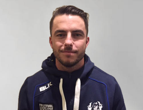 Introducing our staff for the Commonwealth Championships – Trent Bowden – Physio