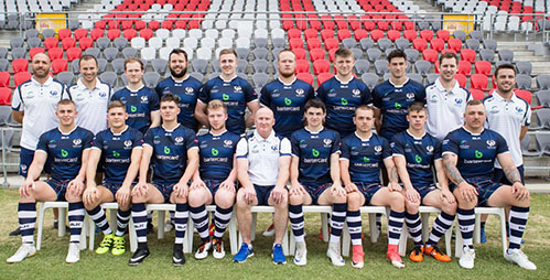 Scotland Rugby League Nines Team