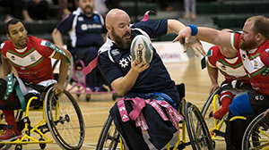 Scotland Rugby League Wheelchair