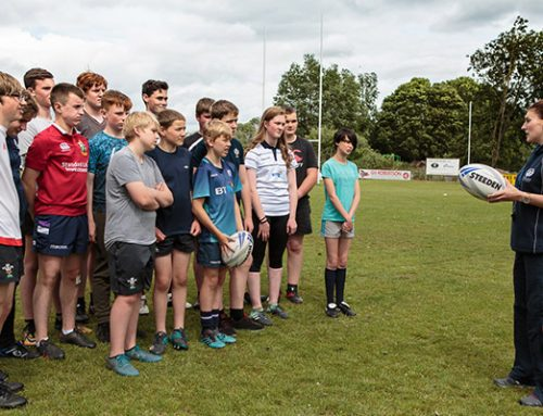 Angus Rugby Academy scores success in 1st season