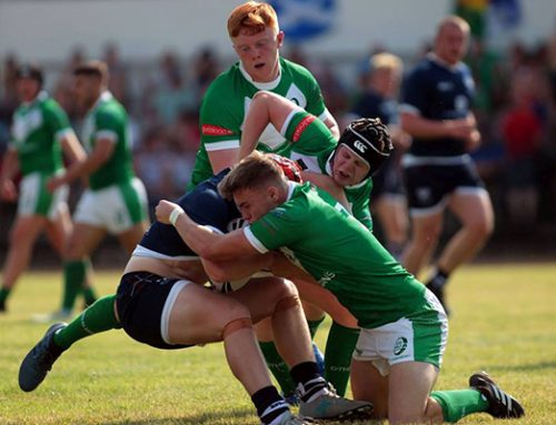 Scots defeat Ireland to reach Semi-Finals