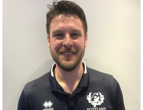 SRL appoints James Sloggie as their full time Development Officer