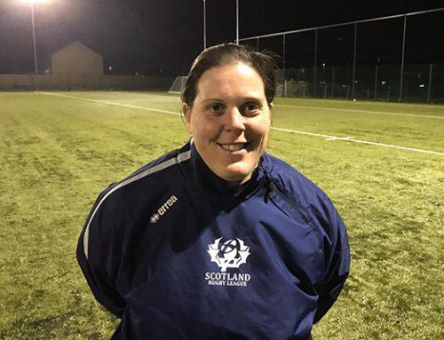 Scotland appoint Dobson as Women's Head Coach