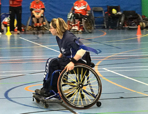 International Rugby League to award Golden Boot for best international wheelchair rugby league player